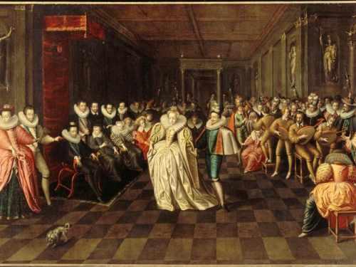 法亨利三世与母乱伦 同时宠幸大量男伴